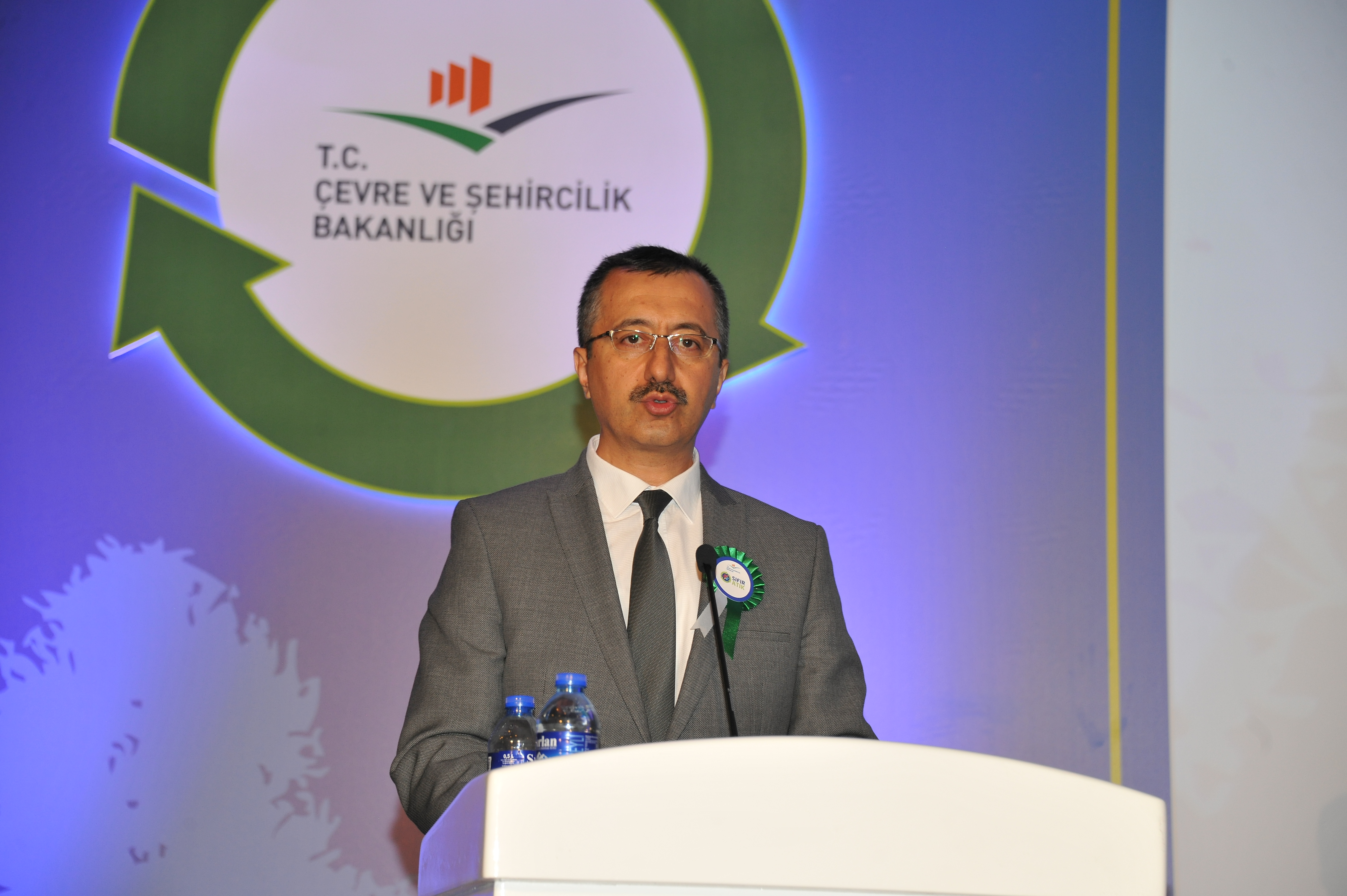 Oyunculardan Emine Erdoğanın sıfır atık projesine destek 13